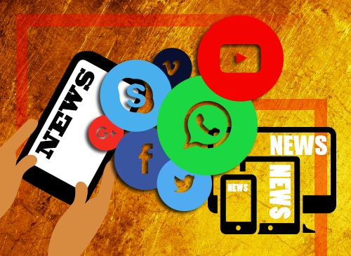 How social media helps keep you abreast of the news (and change)
