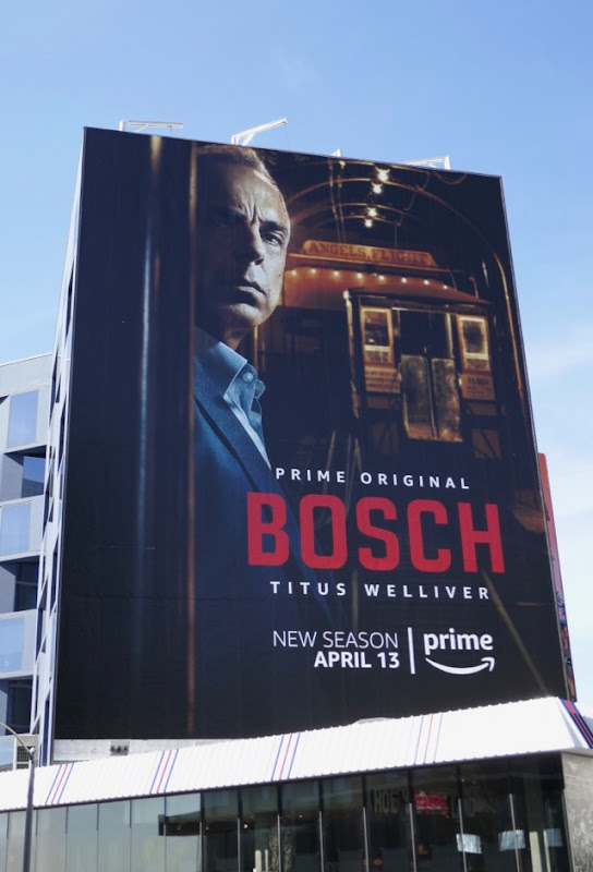 Giant Bosch season 4 billboard