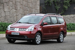 Nissan Grand Livina 2009-2011 (108-120 Jutaan)