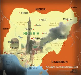 Enfrentamiento entre cristianos y musulmanes en Nigeria