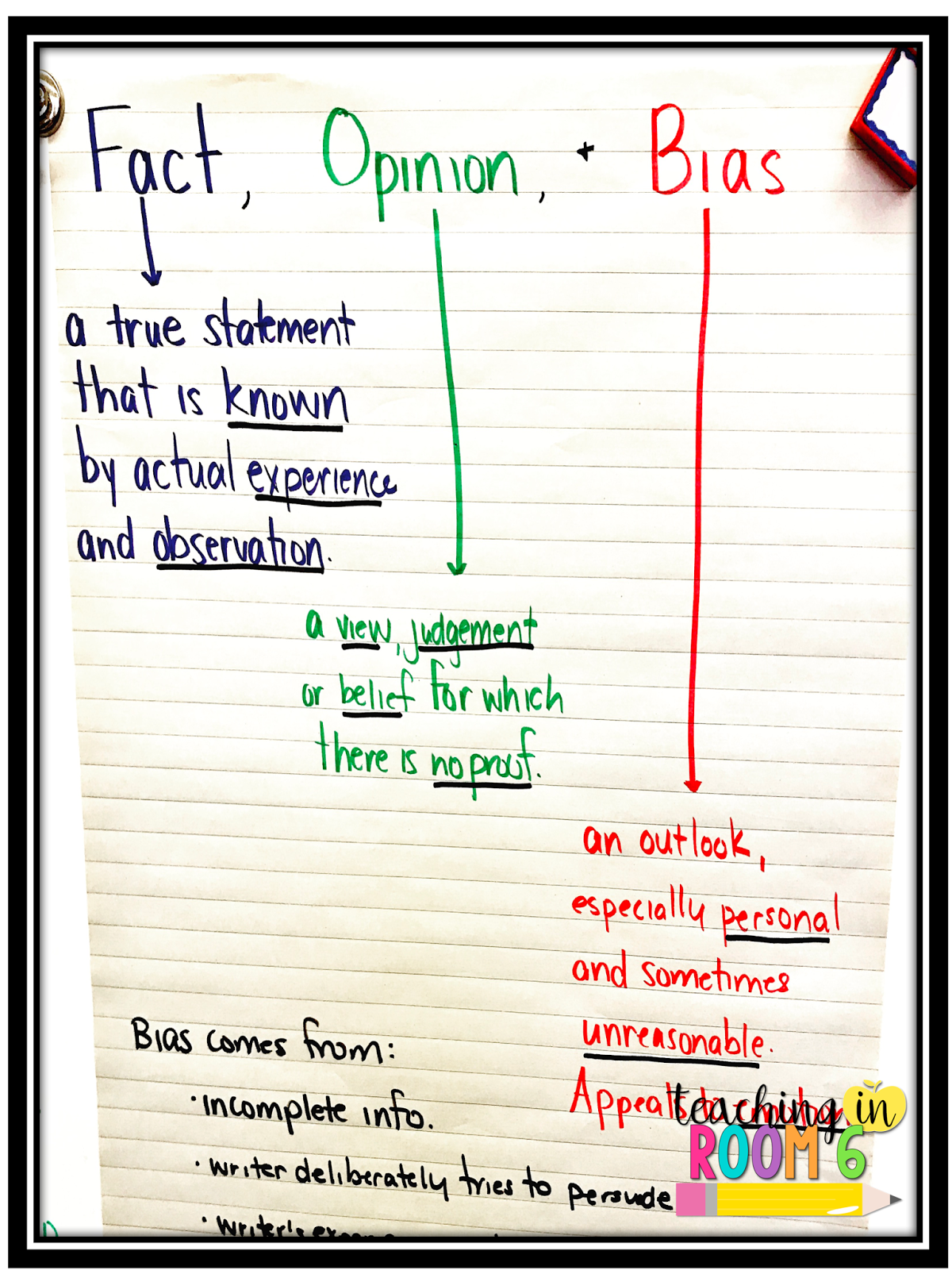 Fact And Opinion Worksheet For 2
