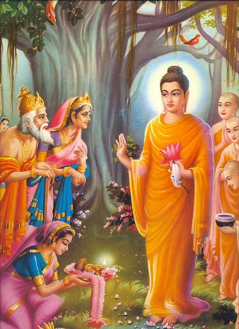 Đạo Phật Nguyên Thủy - Kinh Tiểu Bộ - Trưởng lão ni Ubirì