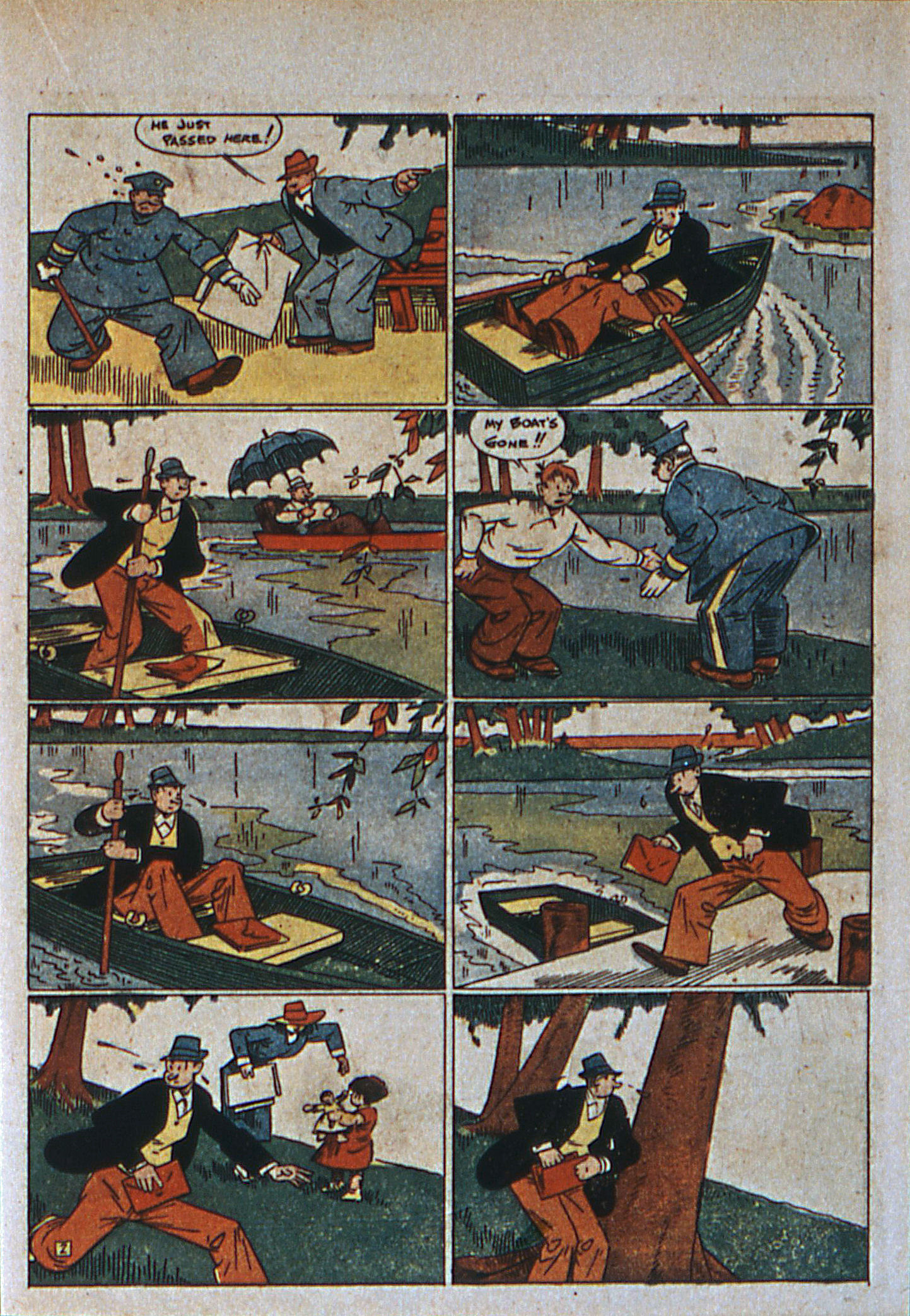 Action Comics (1938) 6 Page 27