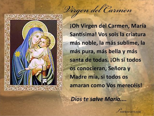 Oraciones A La Virgen Cumbrecita De Amigos Gabitos