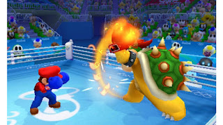 Mario and Sonic At The Rio 2016 Olympic Games boxing