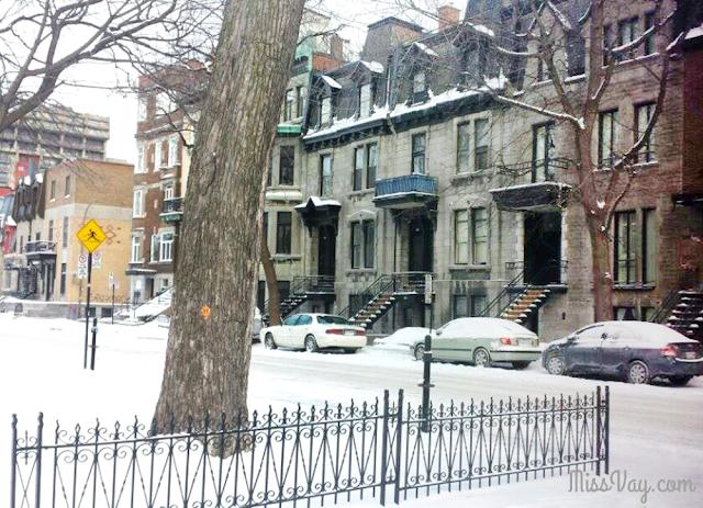 Square Carré St-Louis Montréal