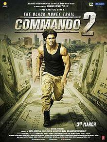 Gambar Film Commando 2