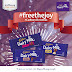 #FreeTheJoy with Limited Edition Cadbury Dairy Milk Christmas Flavors
