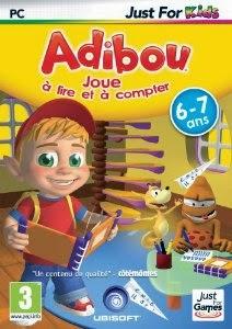 Adibou joue à lire et à compter 6-7 ans Cracked JEUX PC EN LIGNE + MODS MULTI FRANCAIS ...