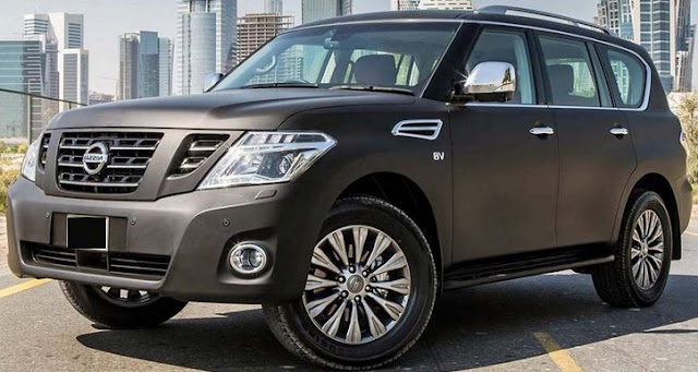 2016 Nissan Armada Concept