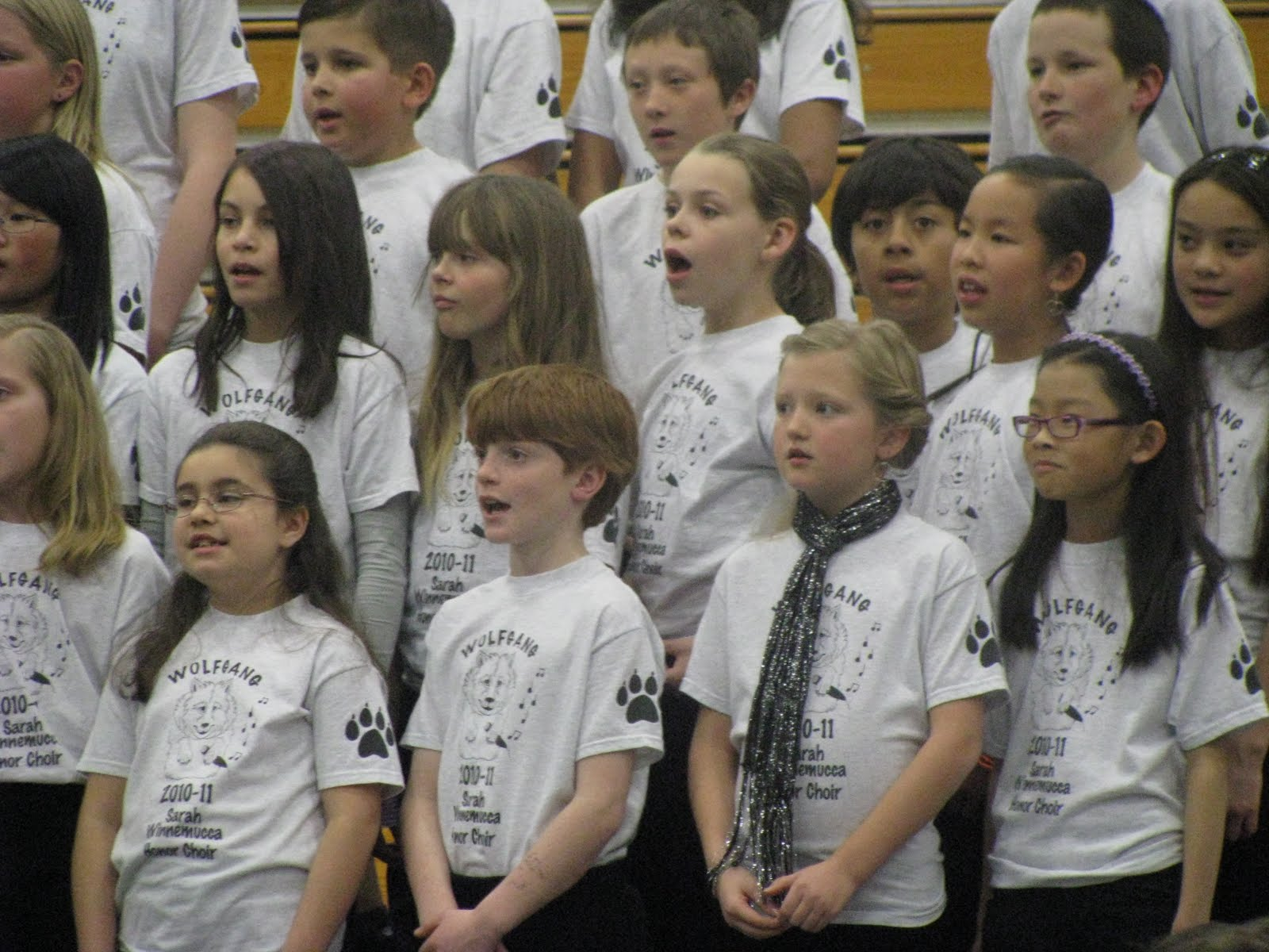 Family Of Four Choir