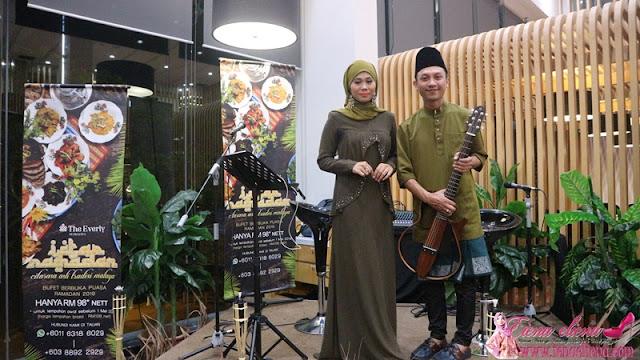 Duwa Music Memeriahkan Buffet Ramadhan The Everly Putrajaya