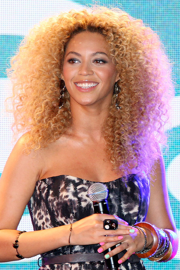 Beyonce S Timeline Of Hair Amp Beauty