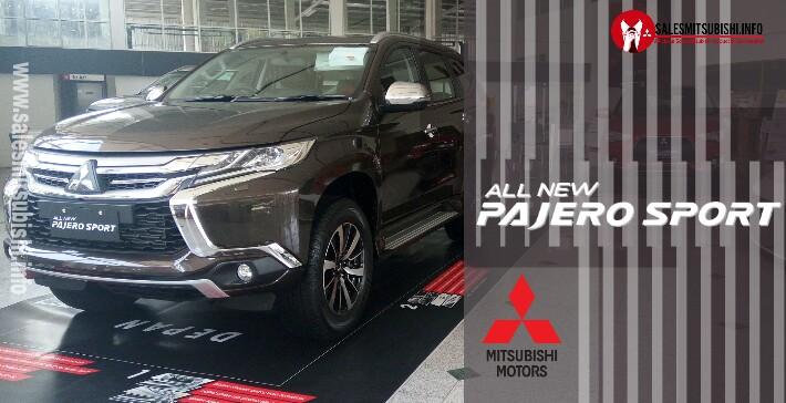 Mitsubishi All New Pajero Sport Dealer Mitsubishi Bintaro Tangerang