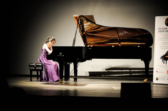 Calling young pianists! The 6th Asean International Chopin Piano Competition is here