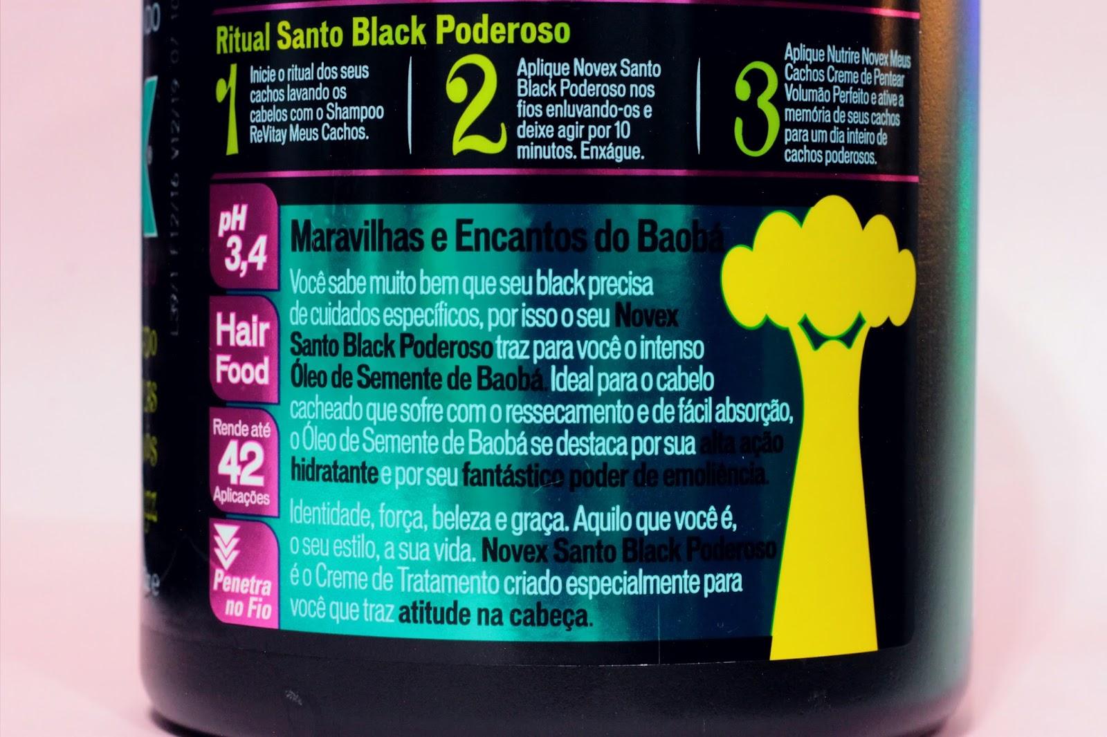 resenha-mascara-de-hidratacao-santo-black-novex-lipstickandpolaroids