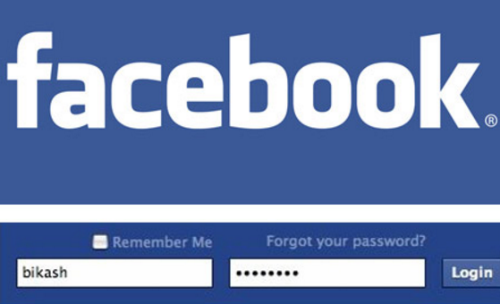 Facebook Loging In