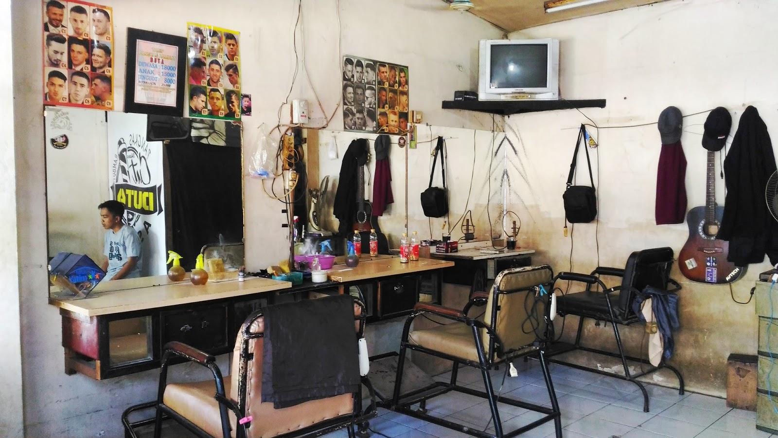 Desain Interior Pangkas Rambut ~ Jasa Arsitek Rumah Di ...