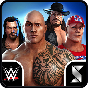 Download Download Game WWE Champions Free Puzzle RPG Mod Apk Android Terbaru