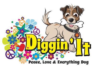 Diggin' It Dogs Logo