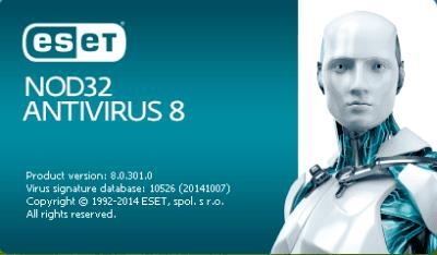 ESET NOD32 AntiVirus 9