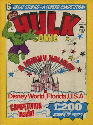 Hulk Comic #7