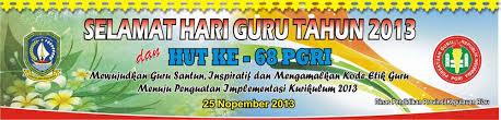 Download 10 Contoh Spanduk Hari Guru Format Cdr