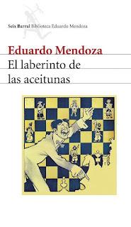 """""""El laberinto de las aceitunas"""" - Eduardo Mendoza"""