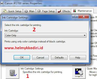 catridge warna