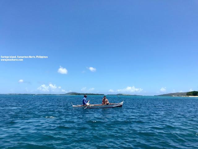 Caringo Island, Mercedes, Camarines Norte, Philippines