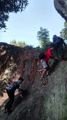 Gunung Munara Jalur Alternatif