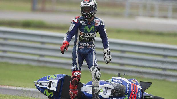 Lorenzo : Pembalap MotoGP lebih bernyali daripada pembalap F1