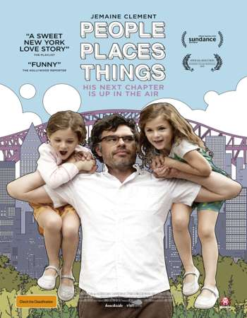 People Places Things 2015 English 300MB BRRip 480p