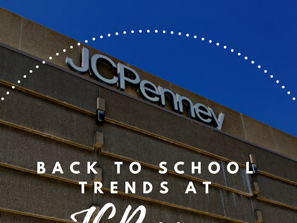 Back to School Trends at JCPenney - #SoWorthIt
