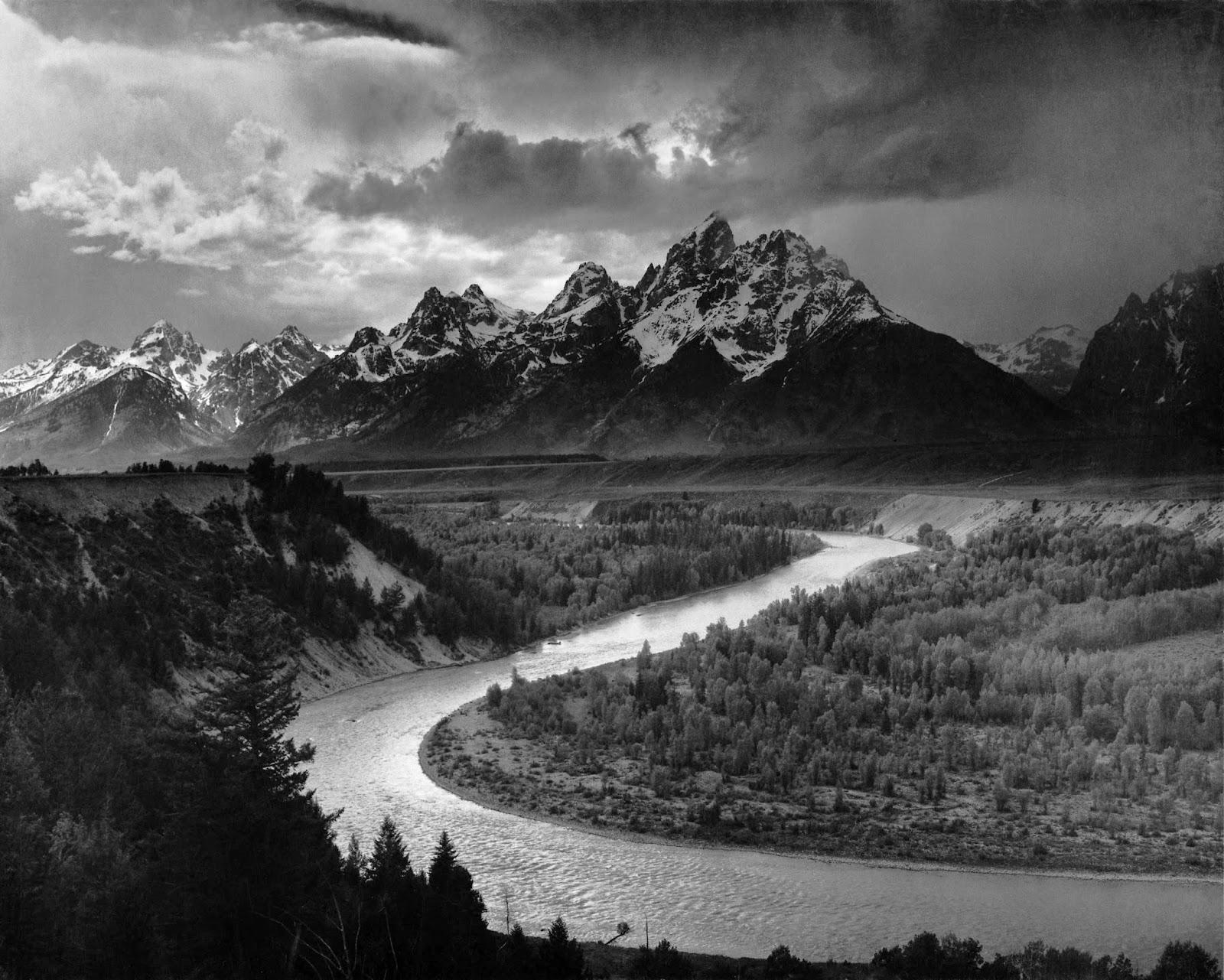 Lezioni di fotografia: Ansel Adams