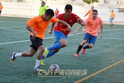 Fútbol Aranjuez Real Aranjuez B - Yepes CF