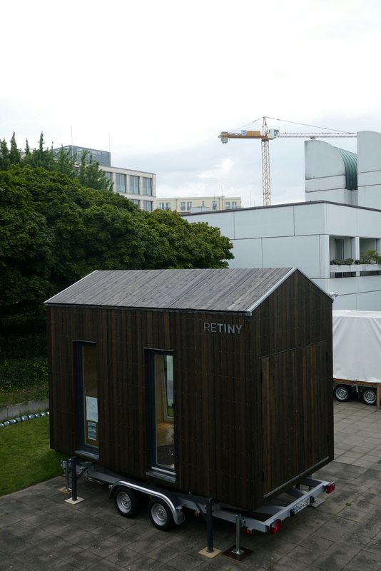 bauhaus campus berlin tiny houses meet global challenges. Black Bedroom Furniture Sets. Home Design Ideas