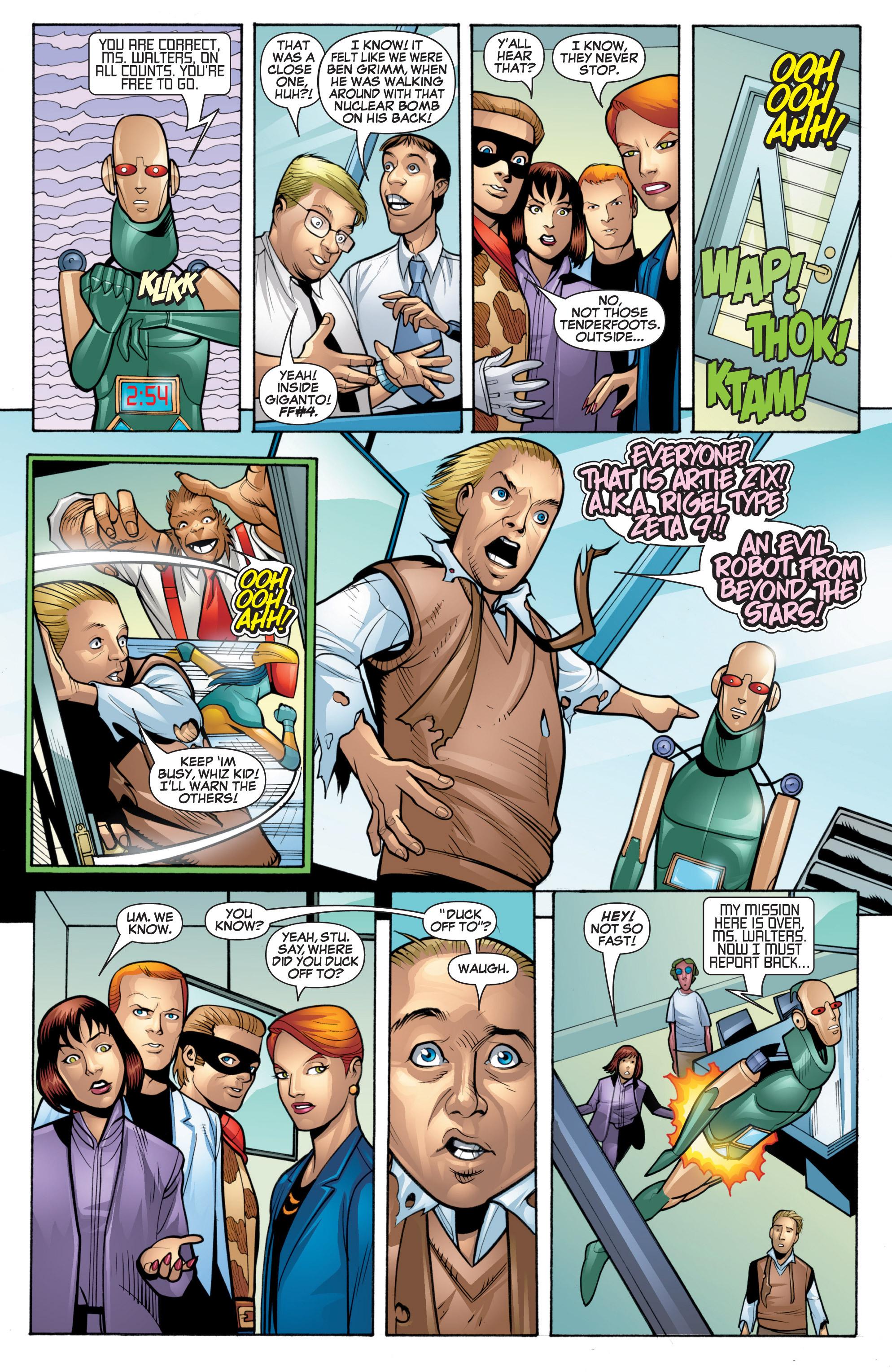 Read online She-Hulk (2005) comic -  Issue #20 - 22