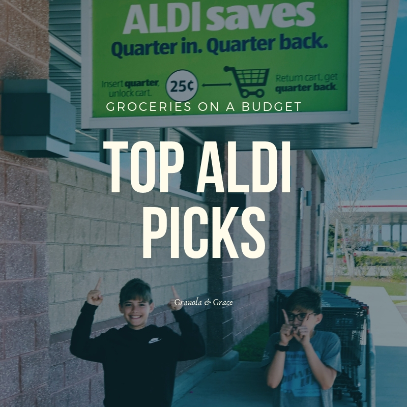 Top Aldi Picks With Prices That Can't Be Beat | Granola and