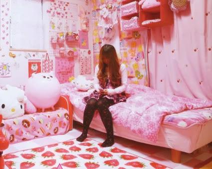 Chambre Japonaise Kawaii