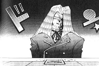 Pegasus mati karena Millenium Eye miliknya diambil paksa oleh Bakura