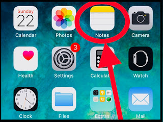 How To Lock Notes On iPhone Or iPad Without Any App