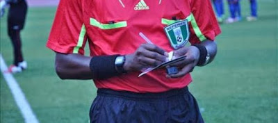 Nigerian Referee