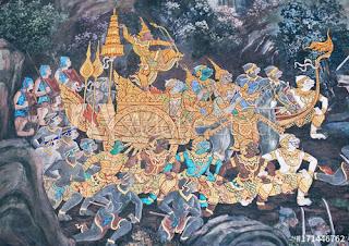 द्रोणाचार्य के जन्म की कथा। Rare Story Birth of Dronacharya.