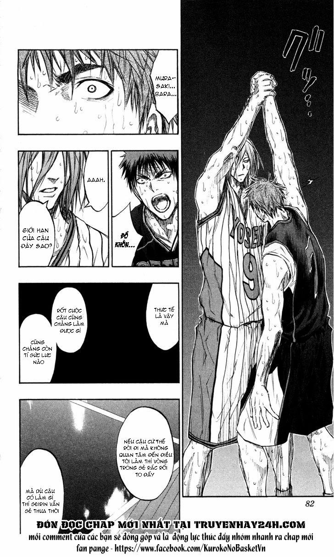Kuroko No Basket chap 157 trang 17