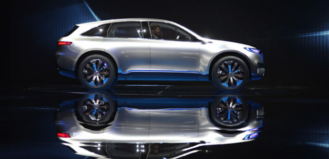 Mercedes may develop batteries in China for a new plug-in platform