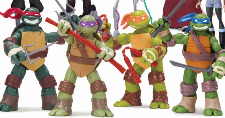 """NickALive!: NPD Announces Nickelodeon's """"Teenage Mutant ...Ninja Turtles Toys Nick"""