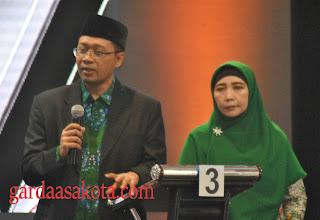 <b>Besok KPU NTB Tetapkan Dzul-Rohmi Sebagai Gubernur dan Wagub NTB Terpilih, Dilantik 17 September di Istana Presiden</b>