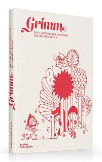 Cover von Grimm - Die illustrierten Märchen der Brüder Grimm Hrsg. von Robert Klanten und Hendrik Hellige