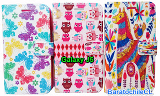 Estuche con tapa Galaxy J5